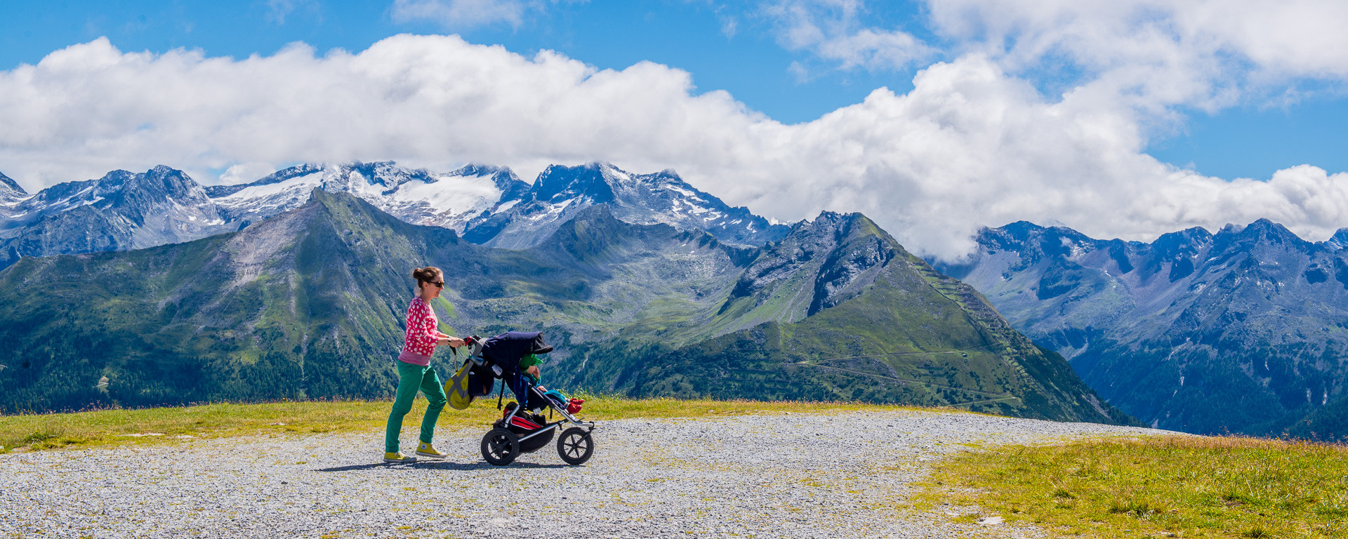 Alpiner Sommer
